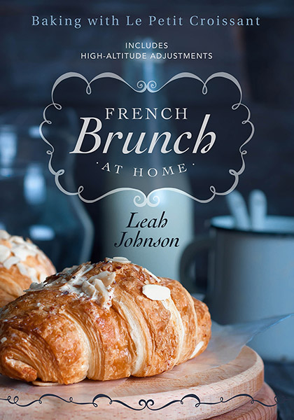 French Brunch at home cover